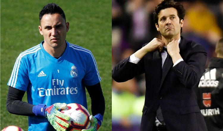 Solari le dijo a Isco y a Keylor Navas que no volverían a jugar en el Real Madrid