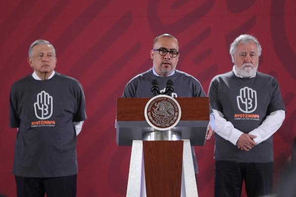 Fiscalía mexicana no descarta citar a Enrique Peña Nieto por el caso de 43 estudiantes desaparecidos