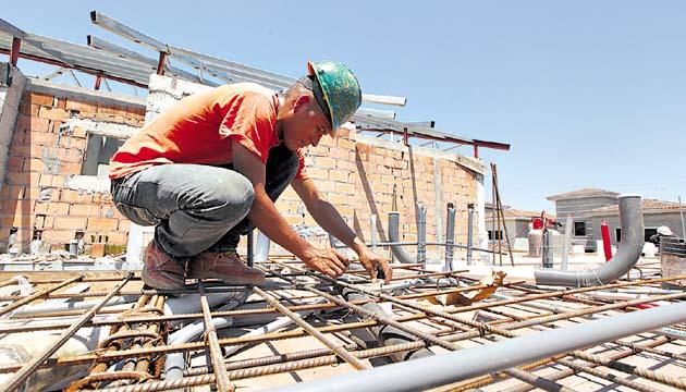 Sector construcción no mejora en el primer trimestre de 2019