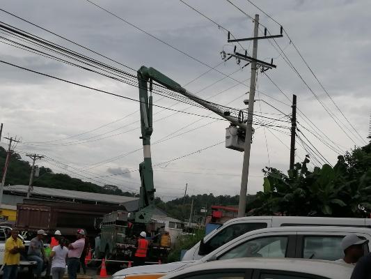 Combatirán apagones en Panamá Oeste con nueva subestación de $26 millones