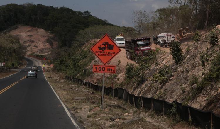 Medida de mitigación: Intervendrán en área de trabajos de ampliación de la vía Omar Torrijos