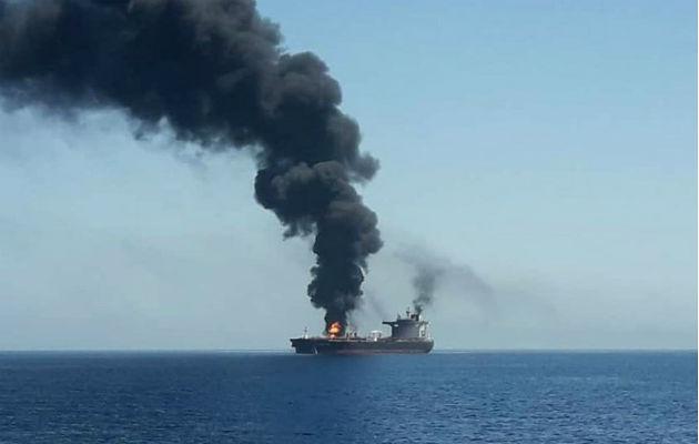 Atacan dos cargueros, uno de ellos panameño en el estrecho de Ormuz