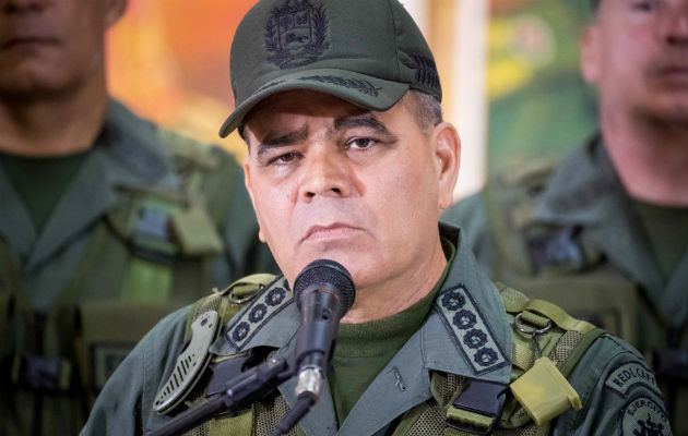 El ministro de Defensa le planteó a Nicolás Maduro que renunciara, según el Washington Post