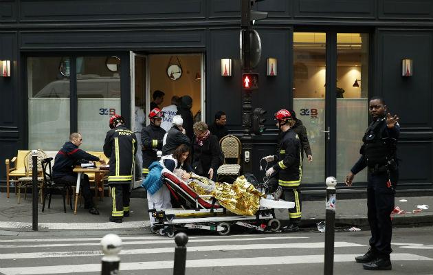 Francia: una explosión en una panadería parisina deja tres muertos