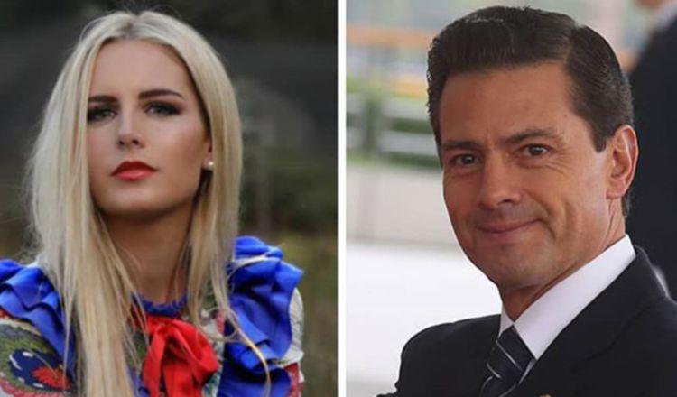 Angélica Rivera habla de la supuesta infidelidad de Peña Nieto