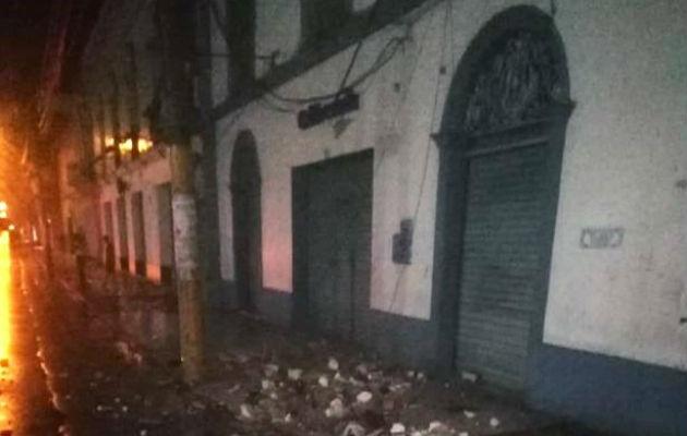 Al menos un muerto y once heridos en Perú por el terremoto de magnitud 7,5