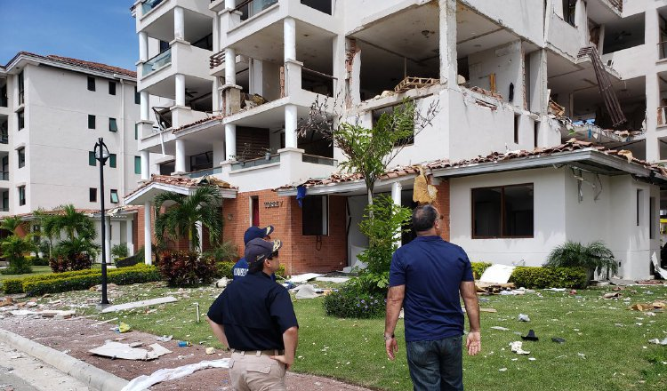 Formularán cargos por tragedia en el PH Costa Mare