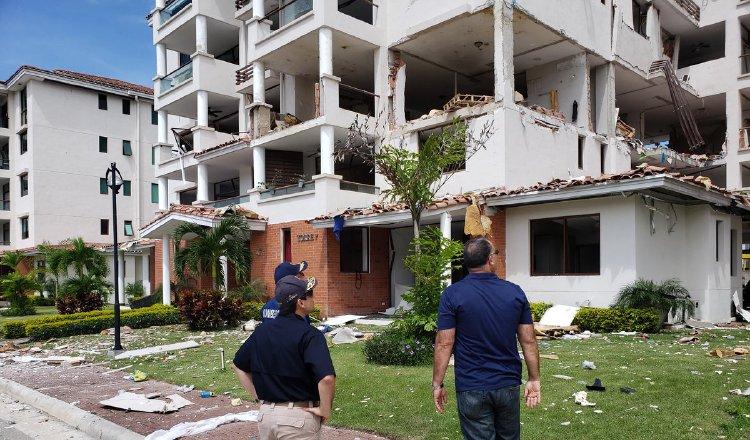 Piden al Ministerio Público investigar deflagración en PH, que cobró primera víctima