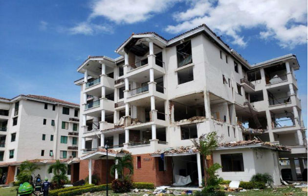 Madre e hijo afectados por explosión del PH Costamare serán trasladados a EE.UU.