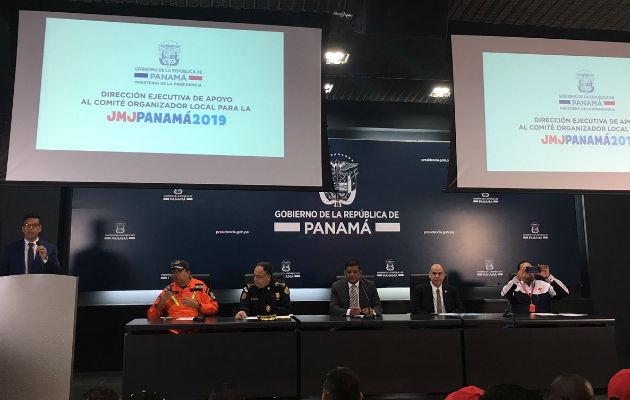 Panamá traza plan de emergencia para Prejornada y la Jornada Mundial de la Juventud