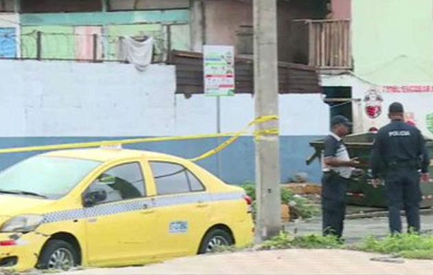 Policía resultó herido en la cabeza durante balacera en El Chorrillo