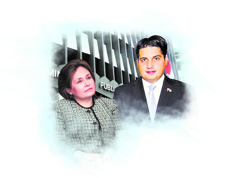 Exigen imparcialidad a Kenia Porcell en caso de Raúl Sandoval