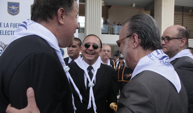 Juan Carlos Varela niega injerencia en caso de Ricardo Martinelli y deja solos a magistrados del Tribunal Electoral