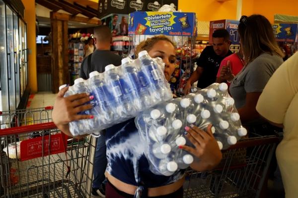 Puerto Rico está en Estado de Emergencia ante el paso de la tormenta tropical Dorian