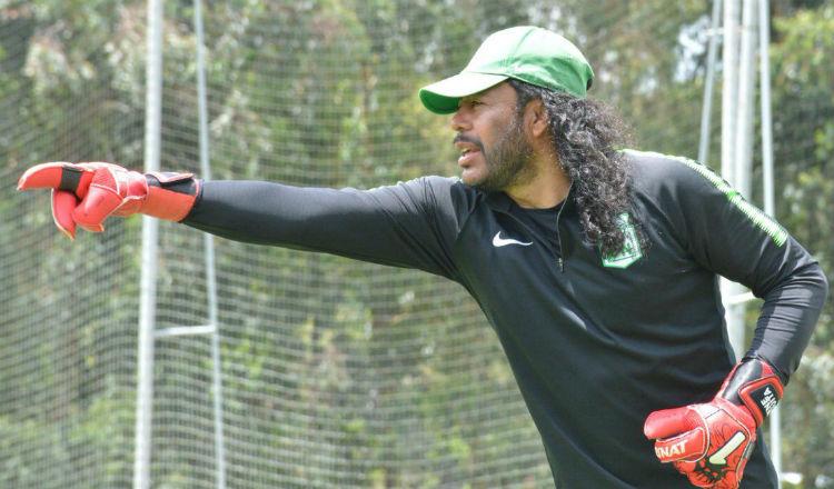 René Higuita apuesta su cabello si Colombia no gana la Copa América