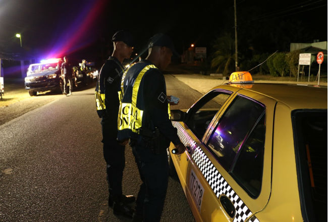 Adiós a los retenes de rutina que efectúan las unidades policiales