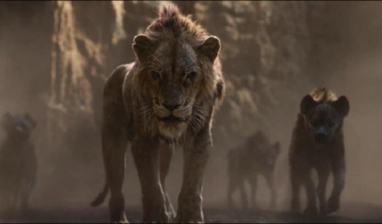 Aventuras de 'El rey León'
