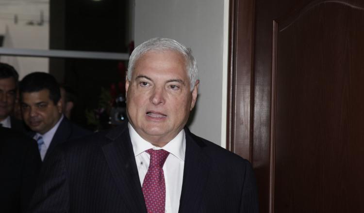 Ricardo Martinelli puede aspirar a vicepresidente