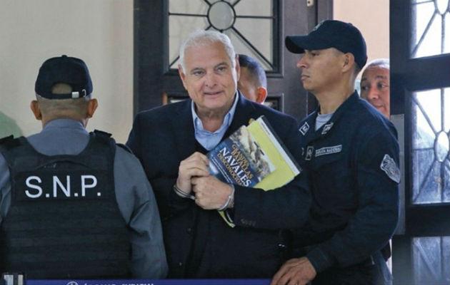 Mayoría del pleno declinaría competencia de la Corte en proceso del expresidente Ricardo Martinelli. Foto: Panamá América.