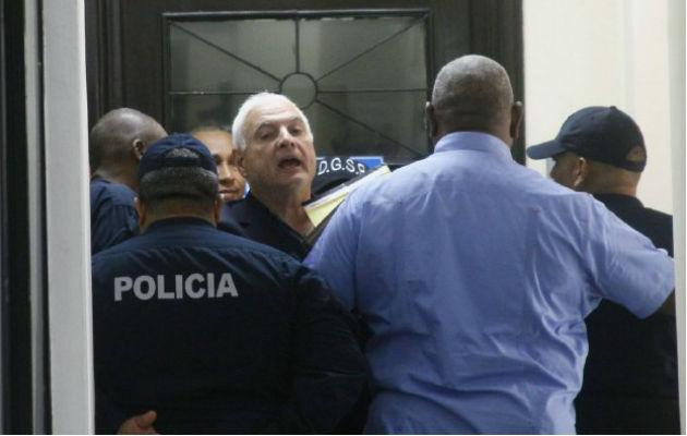 Defensa de Ricardo Martinelli espera que se amplíen beneficios al expresidente