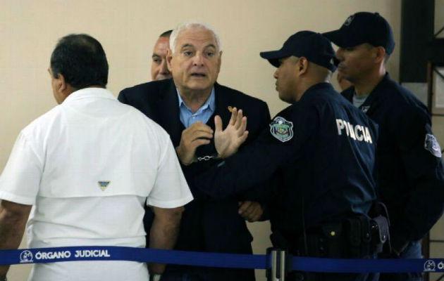 Tribunal de Apelaciones declara no admisible la petición de fianza a Ricardo Martinelli