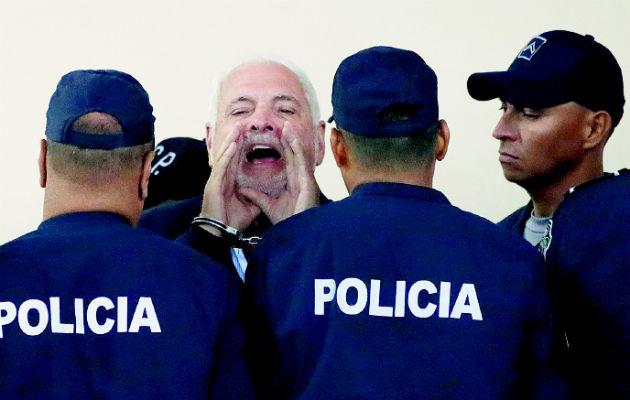 'De 17 testigos, ninguno ha podido vincular a Ricardo Martinelli con los pinchazos', Alfredo Vallarino