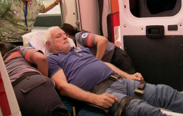 Quieren obligar al expresidente Ricardo Martinelli a hacerse exámenes médicos en el Santo Tomás