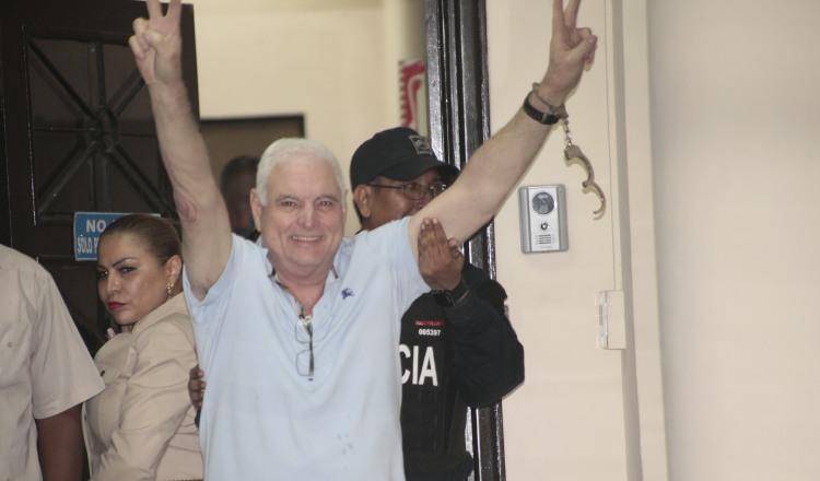 Abogados advertirán que Ricardo Martinelli goza de fuero electoral