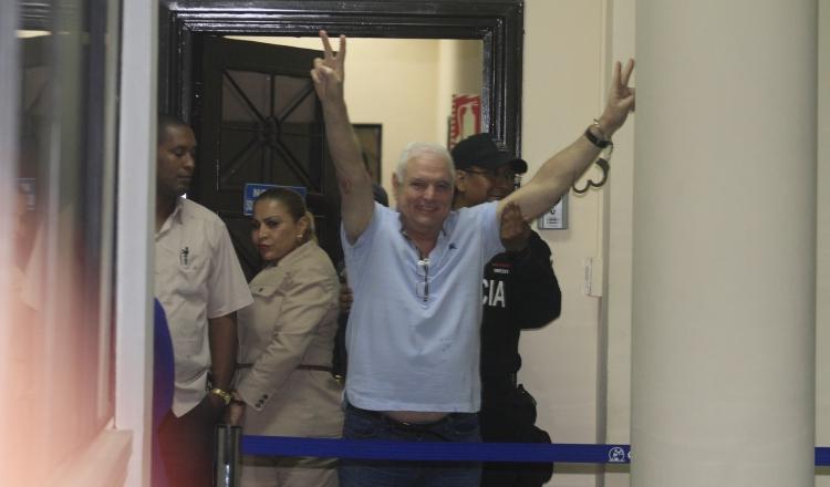 Marcado interés por destruir la carrera política de Ricardo Martinelli