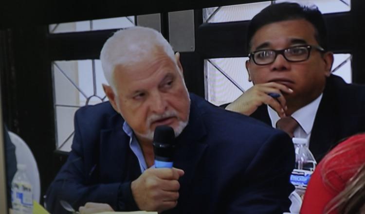 Siguen vulnerando los derechos de Ricardo Martinelli