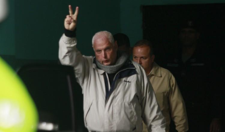 Presentan otra denuncia sin fundamento contra Ricardo Martinelli