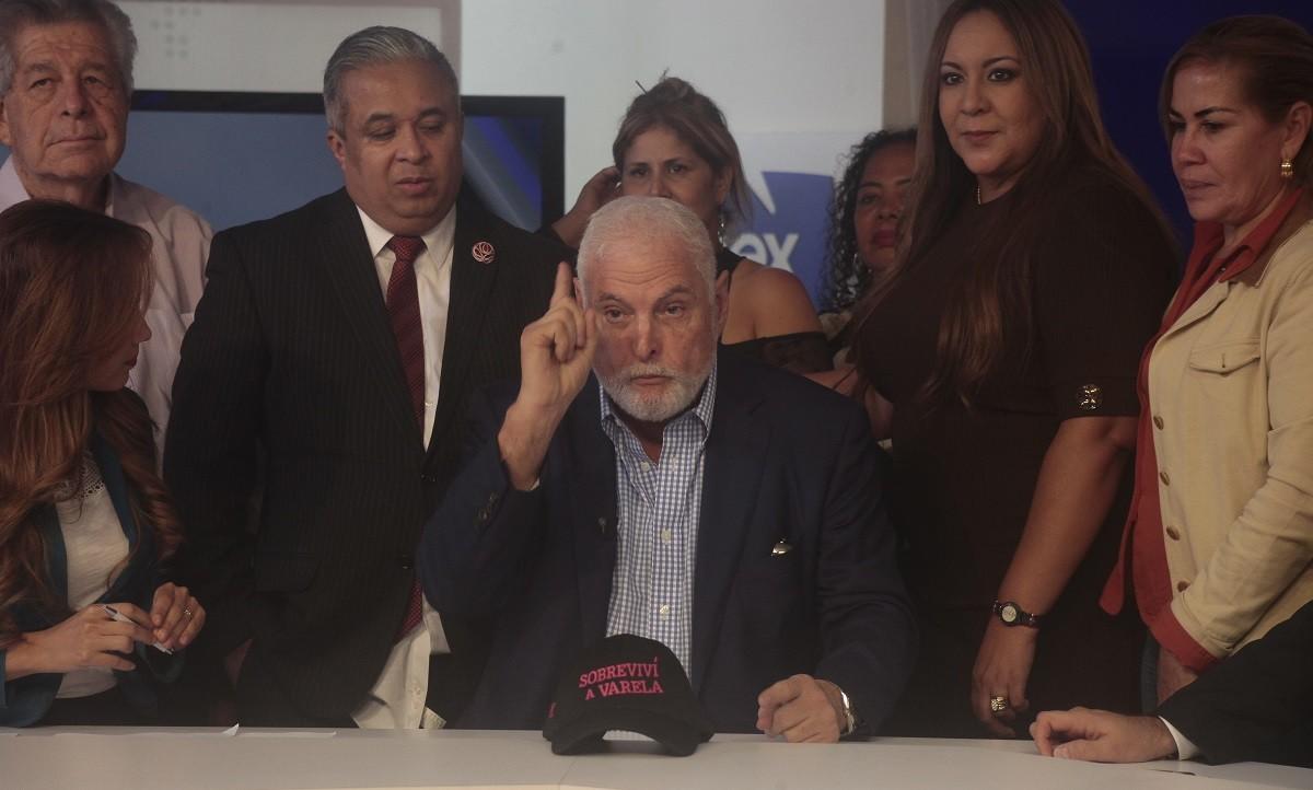 Medida de impedimento de salida del país para Ricardo Martinelli tiene fecha de expiración
