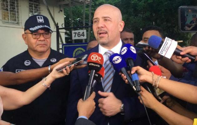 Rolando Mirones no acudirá a la Asamblea Nacional a rendir cuentas por inseguridad