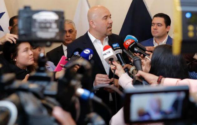 Rolando Mirones es citado a la Asamblea para explicar tema de inseguridad