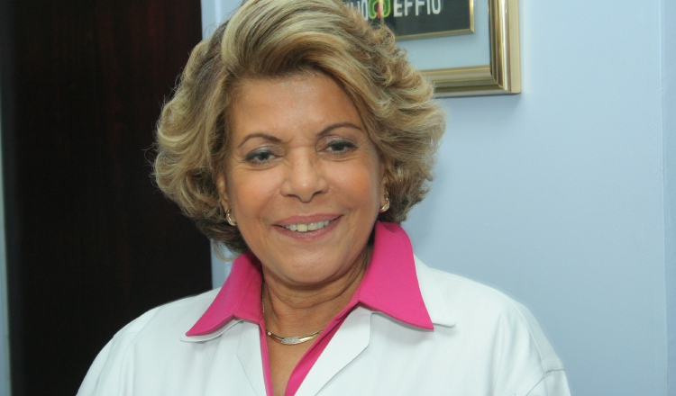 Rosa María Britton.