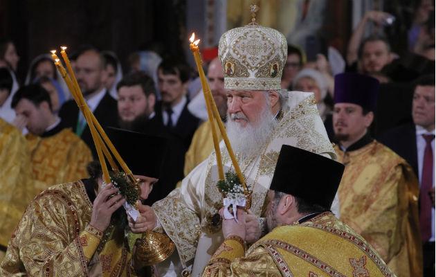 Smartphones acercan a la humanidad a la llegada del anticristo, dice patriarca ruso