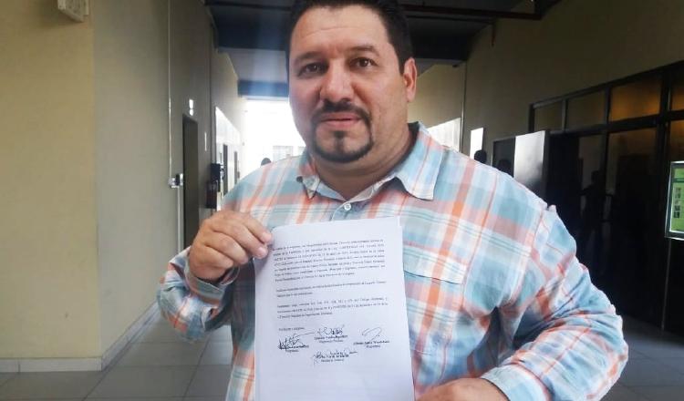 Juez electoral desestima demanda contra Samid Sandoval