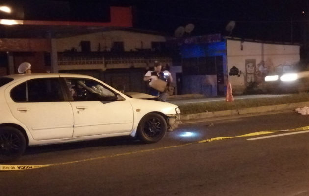 Madre e hija atropelladas por conductor en San Carlos, la joven está delicada