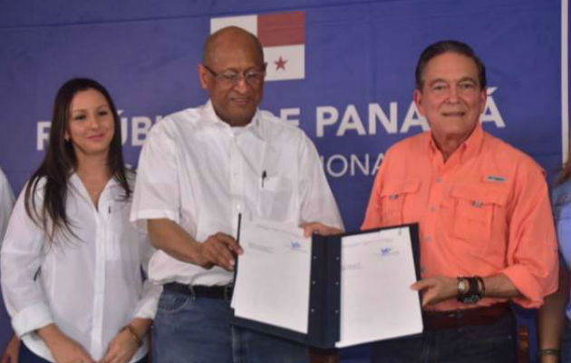 Presidente Cortizo sanciona Ley, que amplía el interés preferencial para las viviendas hasta de $180 mil