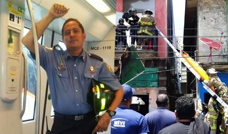 Ayudarán a hijas de bombero fallecido