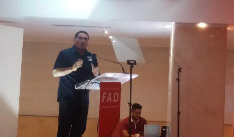 Saúl Méndez se impone en el FAD ante poca concurrencia a las urnas