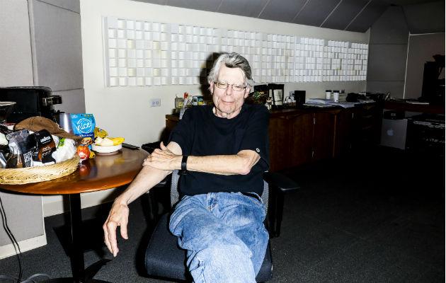 Similitudes entre su obra y la realidad asusta a Stephen King