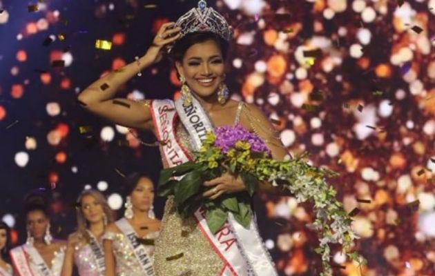 La corona de Señorita Panamá ya tiene dueña
