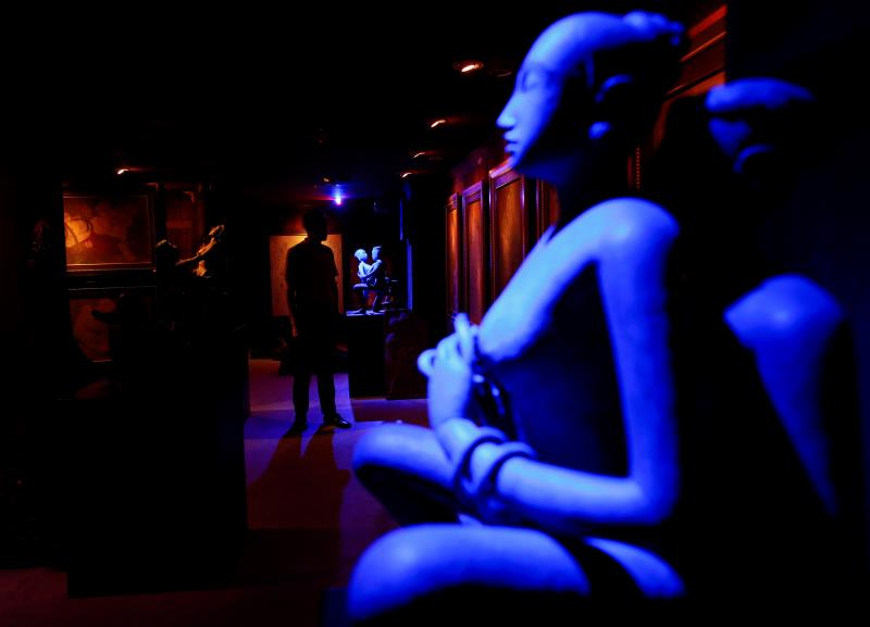 Museo Kamavijitra del Sexo en Bangkok (Tailandia). EFE