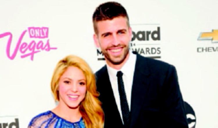 Piqué y Shakira acallan rumores sobre su relación