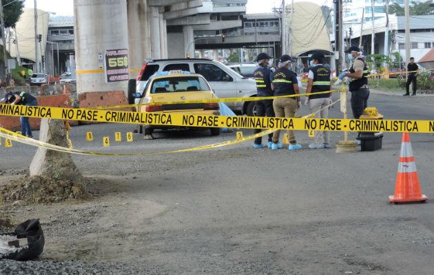 Sicariato deja 17 muertos en 8 días; piden mano dura contra el crimen