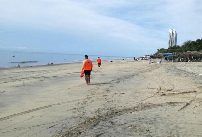 Sinaproc emite una alerta, ante mareas altas en el Pacífico