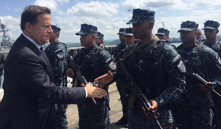 Juan Carlos Varela quiere más escoltas y limitar este derecho a Ricardo Martinelli