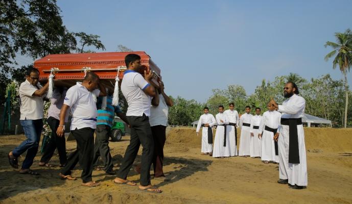 Sri Lanka paga el precio de un fallo de seguridad con 359 muertes a cuestas