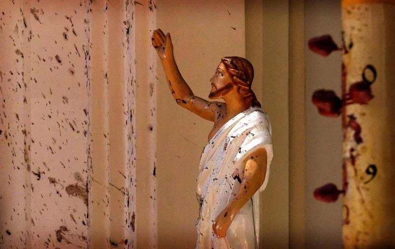 Religión y turismo, objetivos de los ataques en la Pascua sangrienta en Sri Lanka